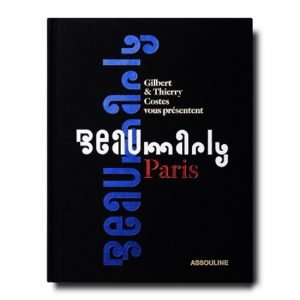 Beaumarly Paris Book