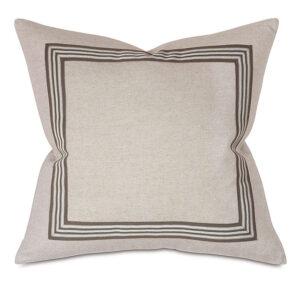 """Stone Border 20"""" Pillow"""