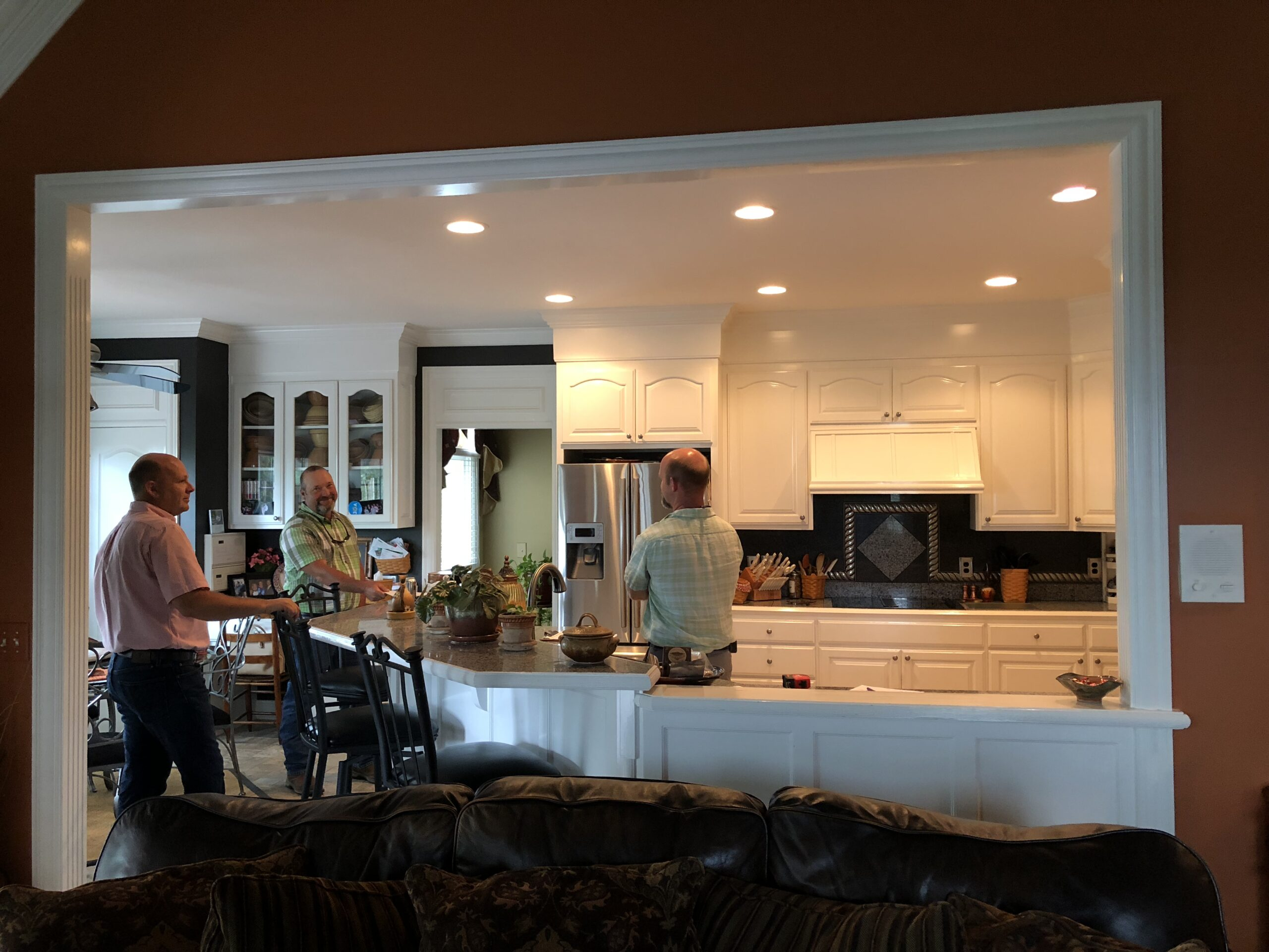 Collections And Concepts A Kitchen Renovation Interior Anthology