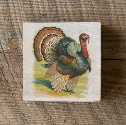 turkey napkin