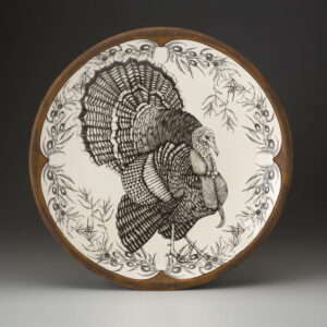 large round turkey