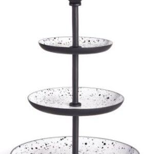 tier round tray