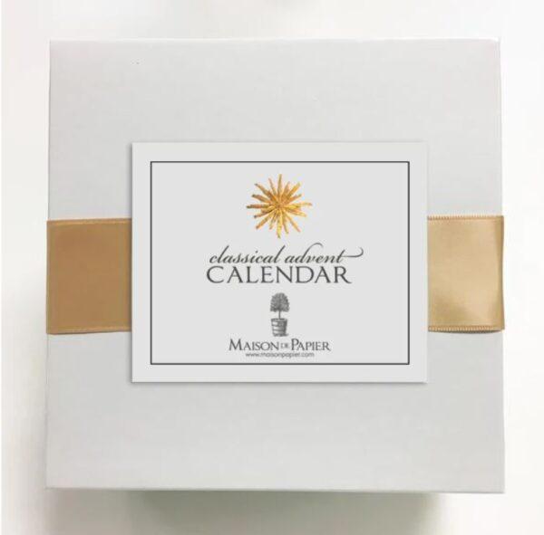 calendar and easel