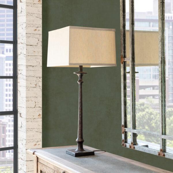 black smiths lamp